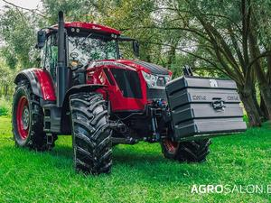 Трактор Zetor Crystal HD 170
