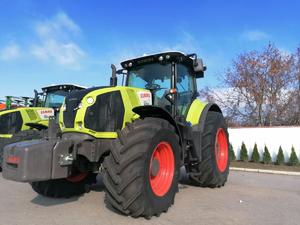 Трактор Claas AXION 870 CMATIC