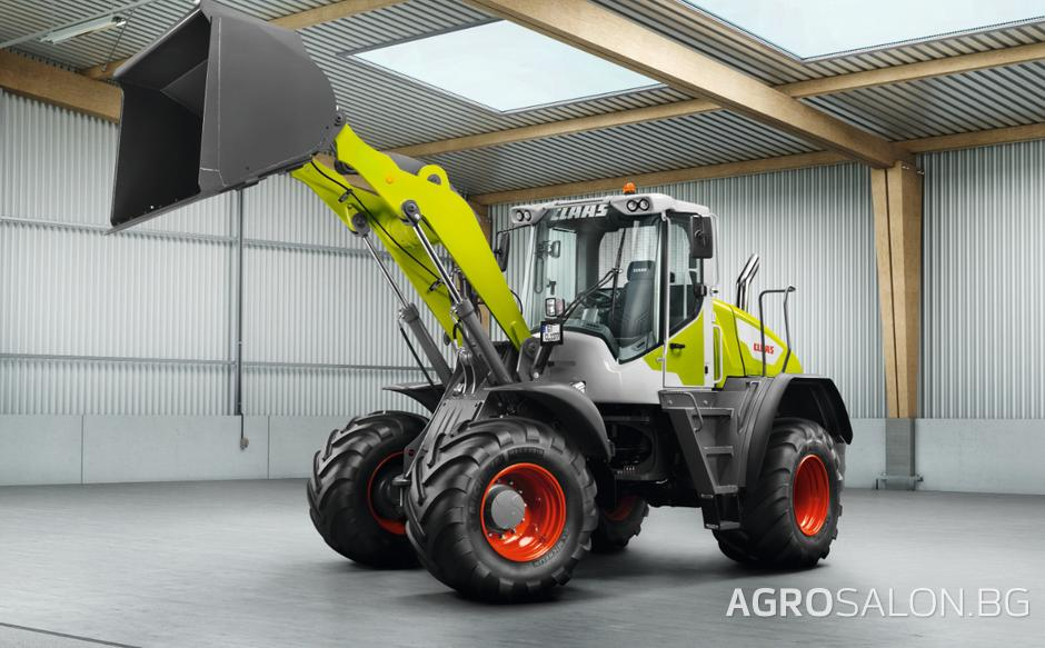 CLAAS въвежда двигатели Deere Power Systems