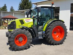 Трактор CLAAS Arion 420 CIS