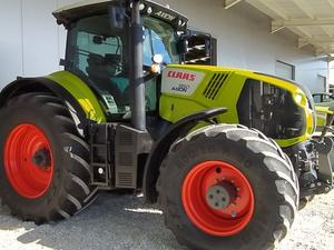 Claas Axion 850Cmatic