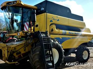 Комбайн New Holland CSX7080