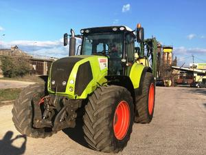 CLAAS AXION 820- НАЛИЧЕН И НАМАЛЕН!