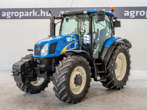 New Holland T6010 Plus (7640 моточасовe), €26 900