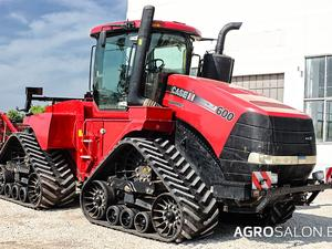 Трактор CASE IH Quadtrac 600